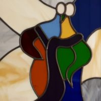 Glasatelier de Spin, Oisterwijk, Noord-Brabant, Josette Meeuwis